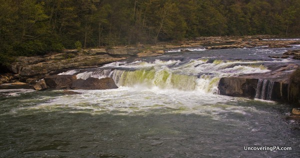 How-to-Get-to-Ohiopyle-Falls-PA